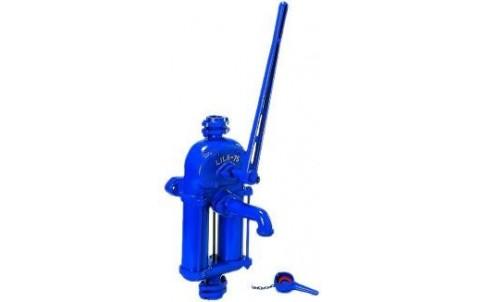 Dvouválcová litinová ruční pumpa LILA 75