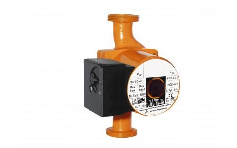 Teplovodní čerpadlo do rodinných domů GRS 25 - 40 (180mm)