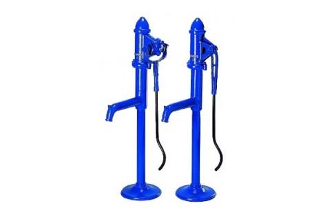 Ruční pumpa STANDARD T s pracovním válcem o průměru 65mm